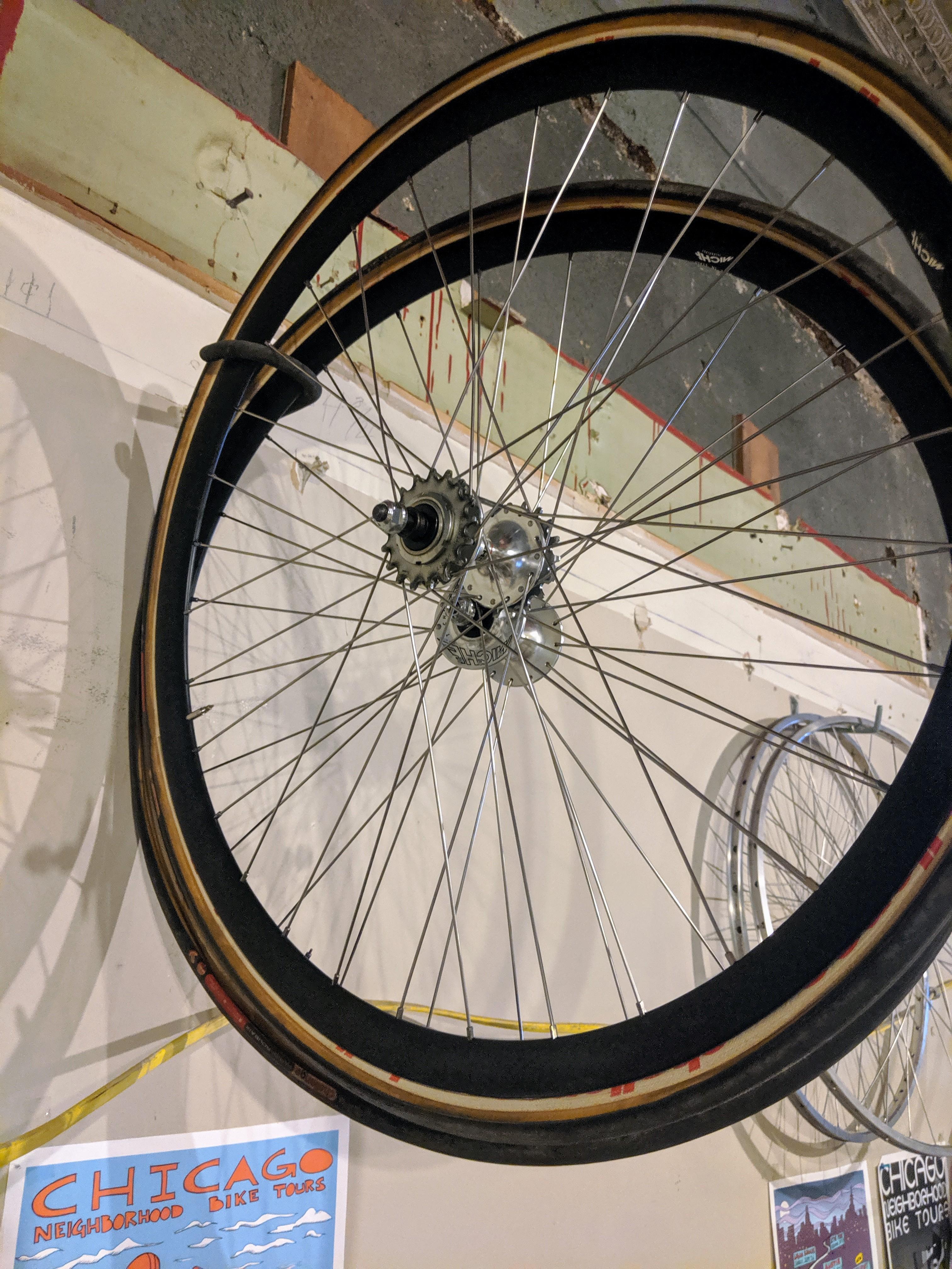 Miche-Track-Wheelset
