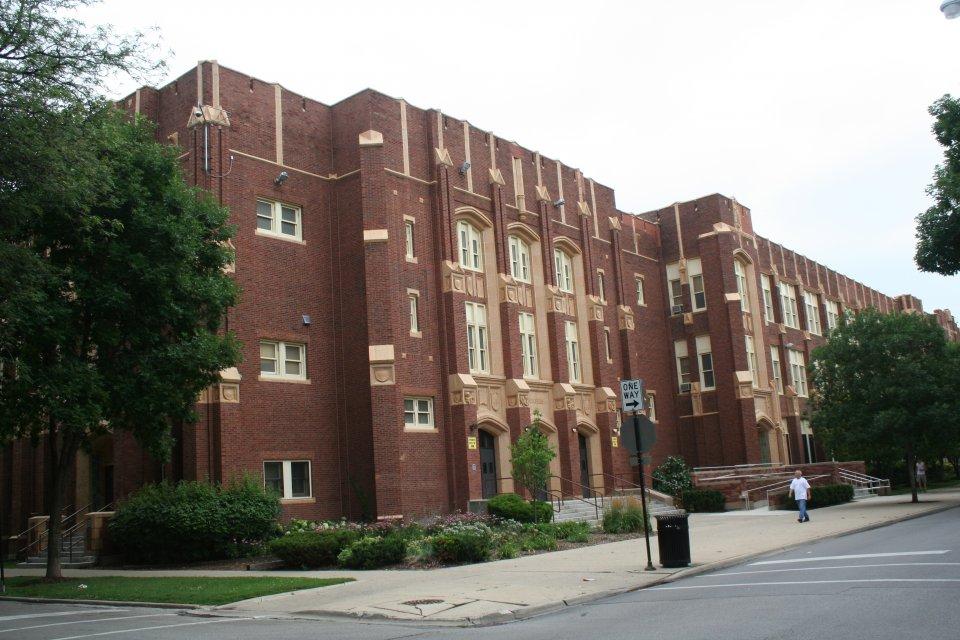Roosevelt High