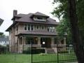 American 4-Square at 206 N Parkside William Harlev 1909