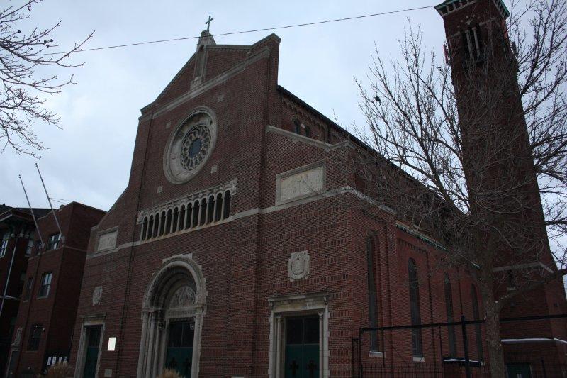 St Malachy Catholic Church