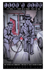 Liar's Ride 2017 @ West Town Bikes   Chicago   Illinois   United States