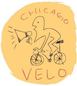 Chicago Velo Pin Magnet and Bottle Opener Design 2