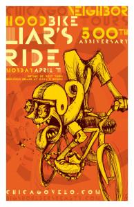 Liar's Tour 2013 Poster