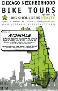 Tour of Avondale 2008 Poster