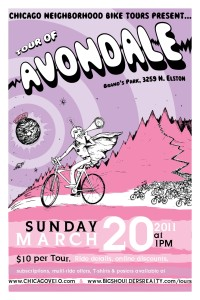 Tour of Avondale 2011 Poster