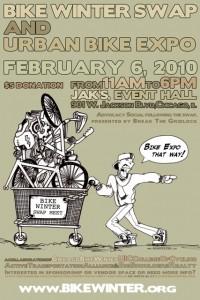 Bike Winter Swap and Expo 2010