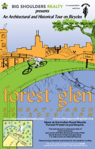 Tour of Forest Glen 2009 Poster