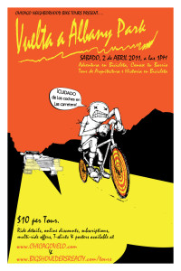 Tour of Albany Park 2011 Poster