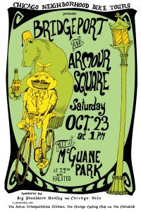 Tour of Bridgeport and Armour Square 2010 Poster