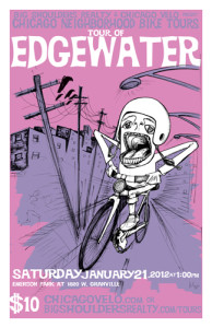 Tour of Edgewater 2012 Poster