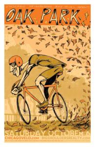 Tour of Oak Park 2012 Poster