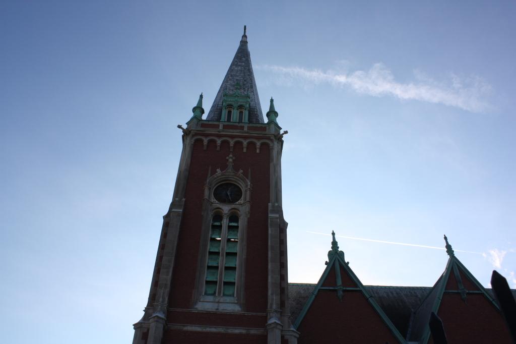 Angel Guardian Croation Church