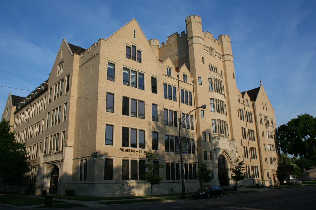 Providence St. Mel School