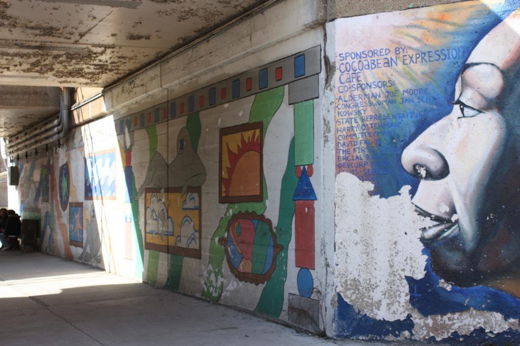 Glenwood Murals