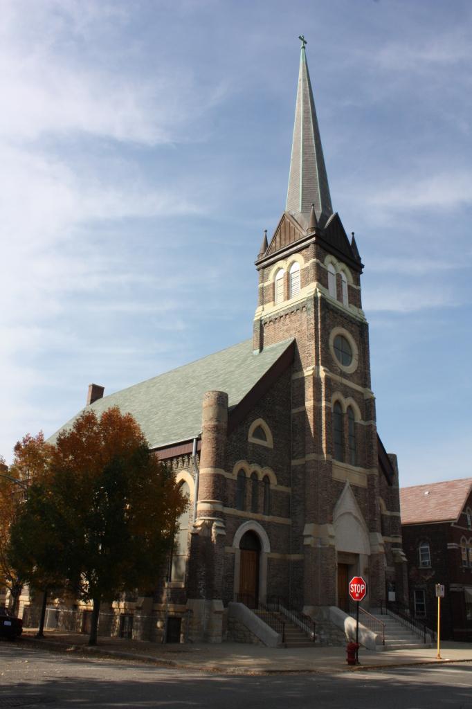 Holy Cross Lutheran Church at 3116 S Racine