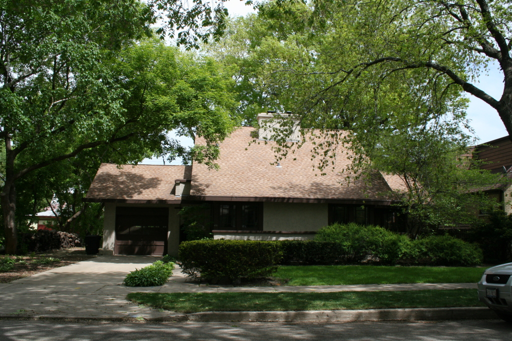 Henry V. Peters House