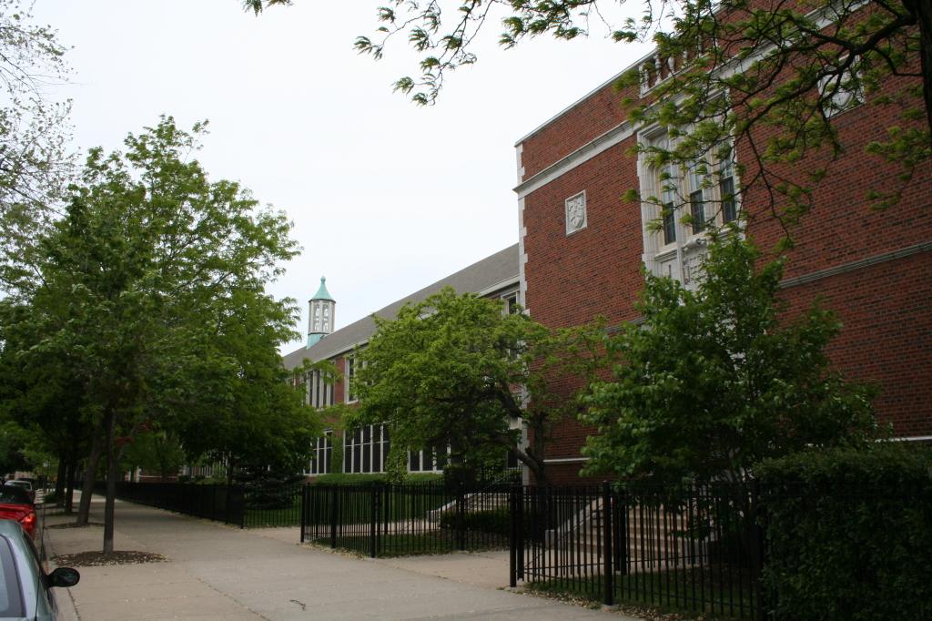 Rufus M Hitch Elementary