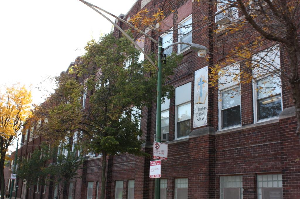 St. Barbara's School
