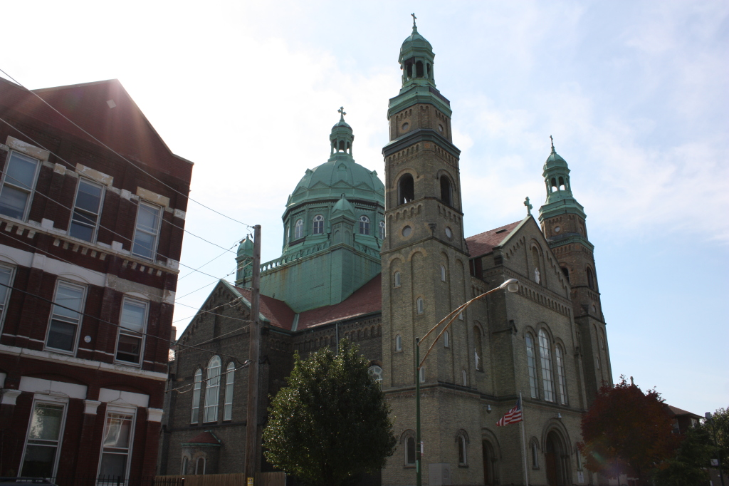 St Mary of Perpetual Help Roman Catholic Church