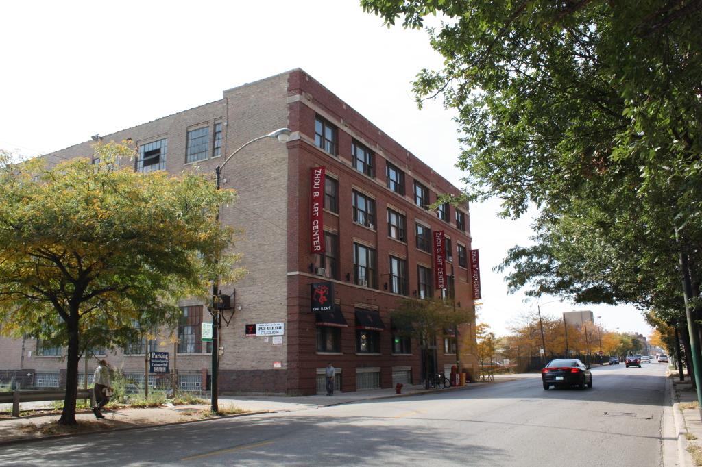 Zhou B Art Center at 1035 W 35th Street