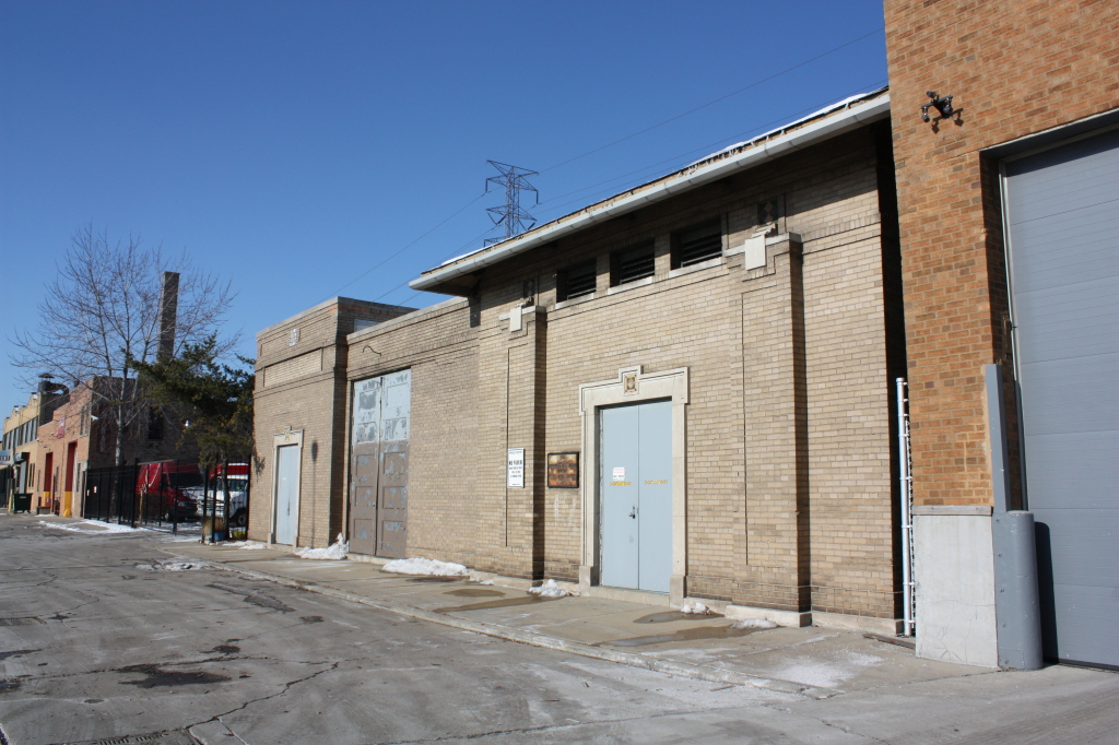 Carroll Avenue Substation