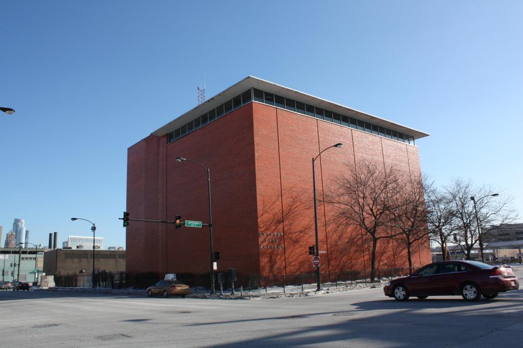 Chicago Fire Academy