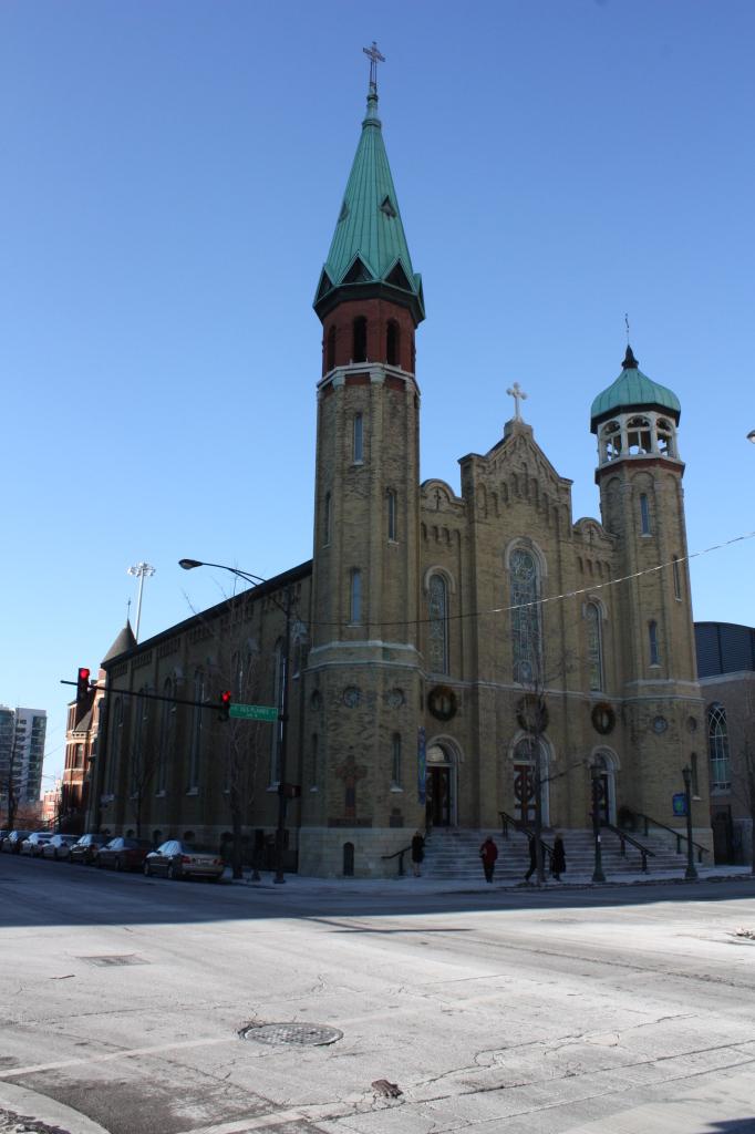 Old St Patrick's Church