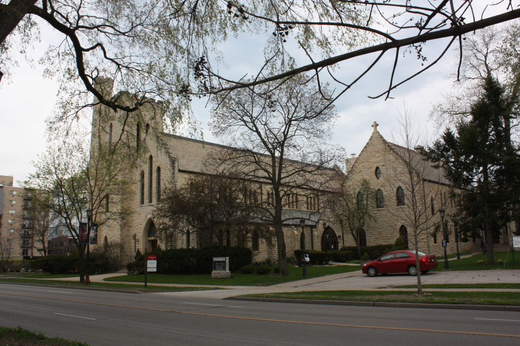 Saint Marks Episcopal Church at 1509 Ridge