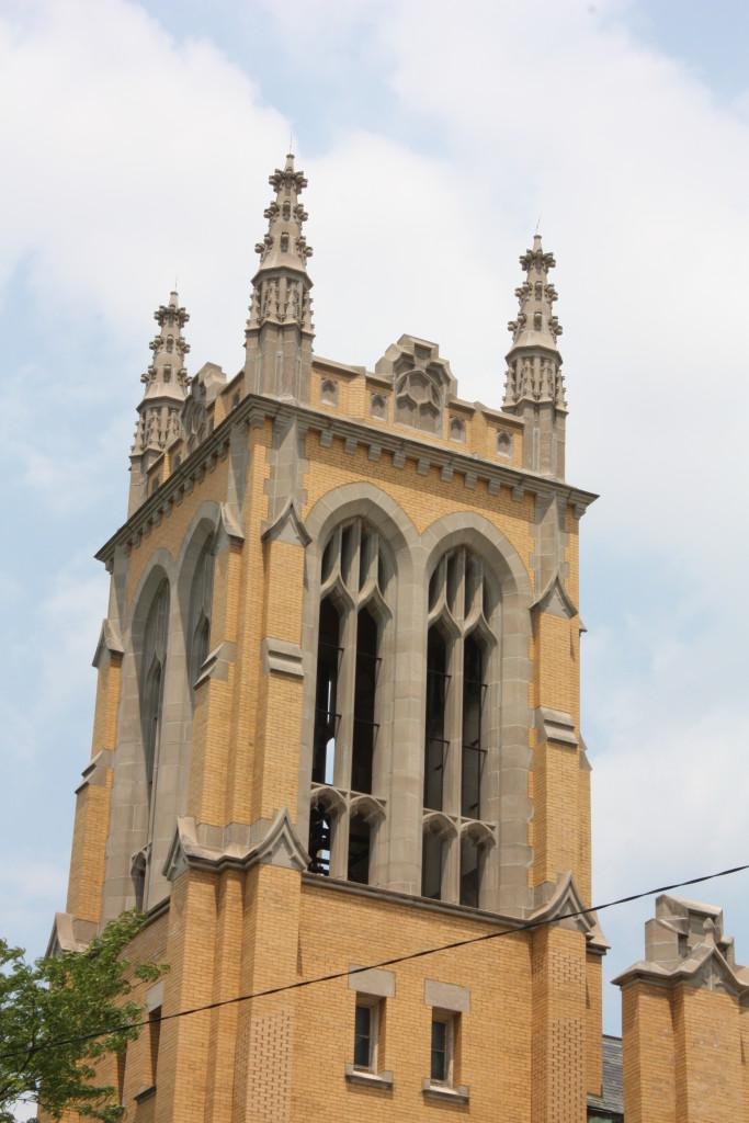 St. Philomena Church at 1921 N Kedvale