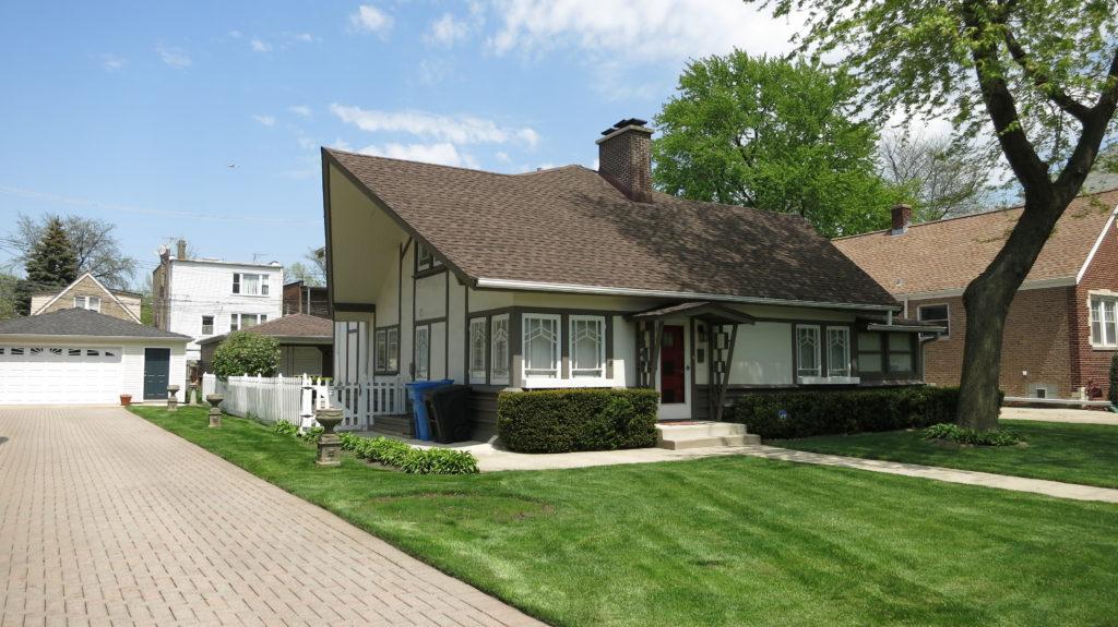 Dr. Karl Stecher House