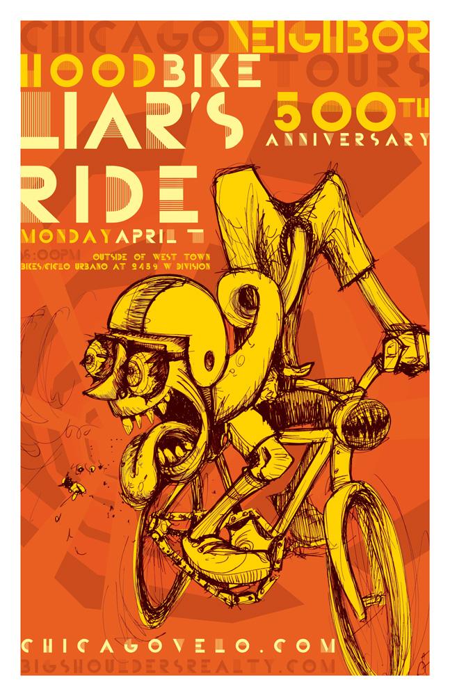Liars Ride 2013
