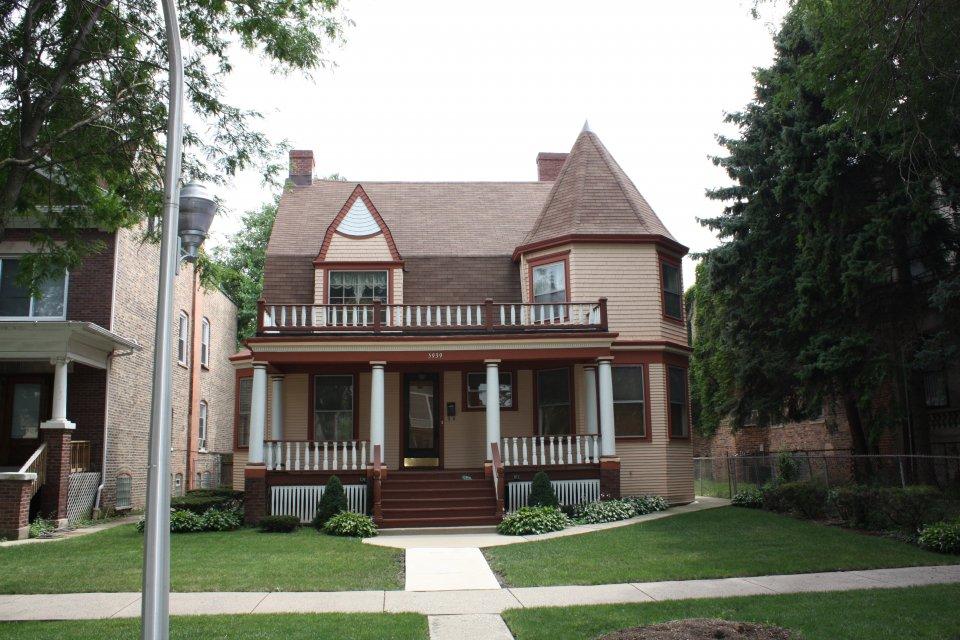 Benjamin Wikoff House