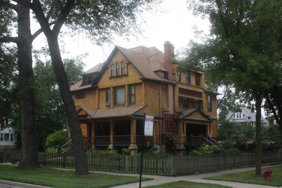 Catherine Schlechtk House