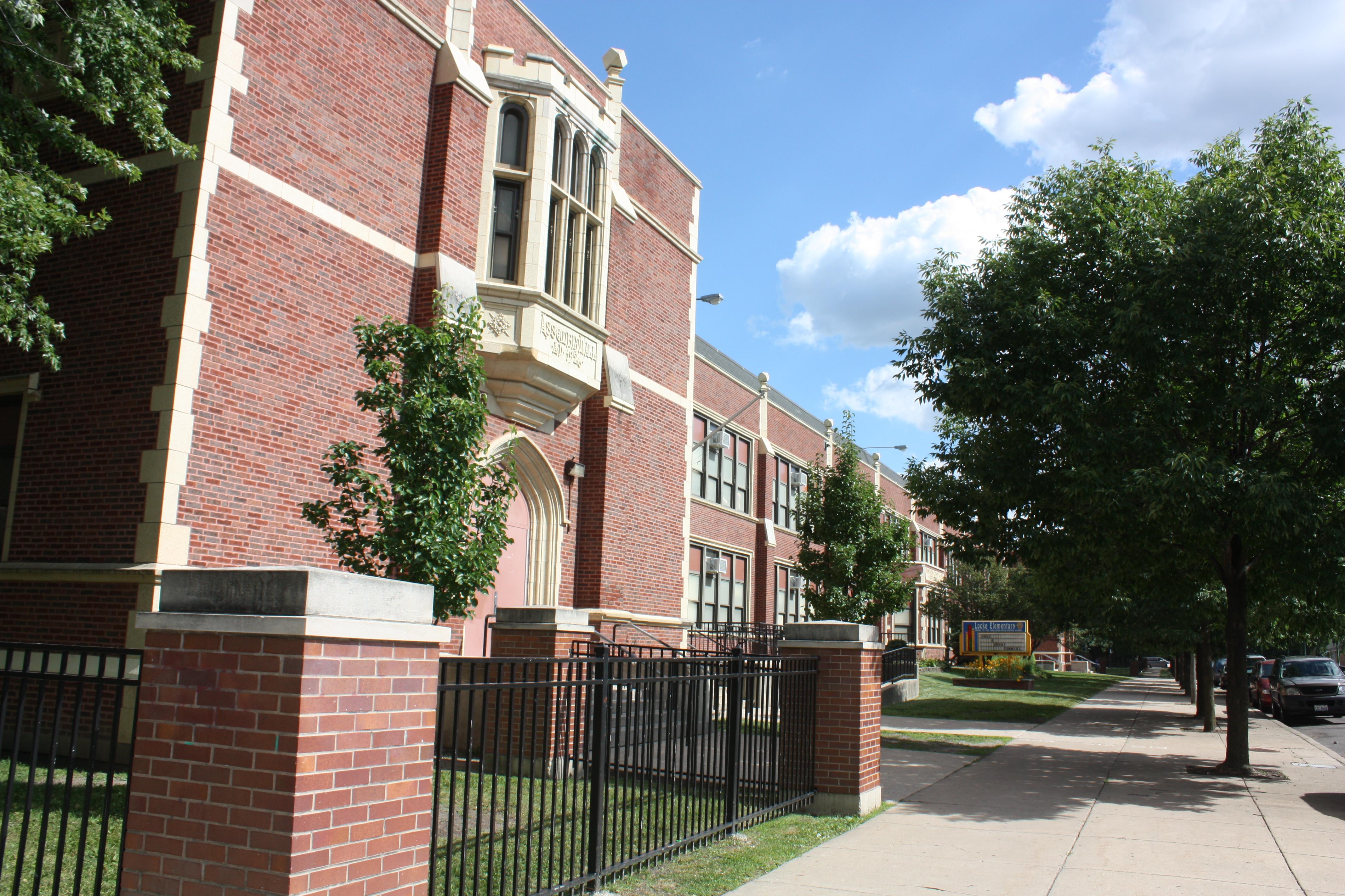 Josephine Carson Locke Elementary 2