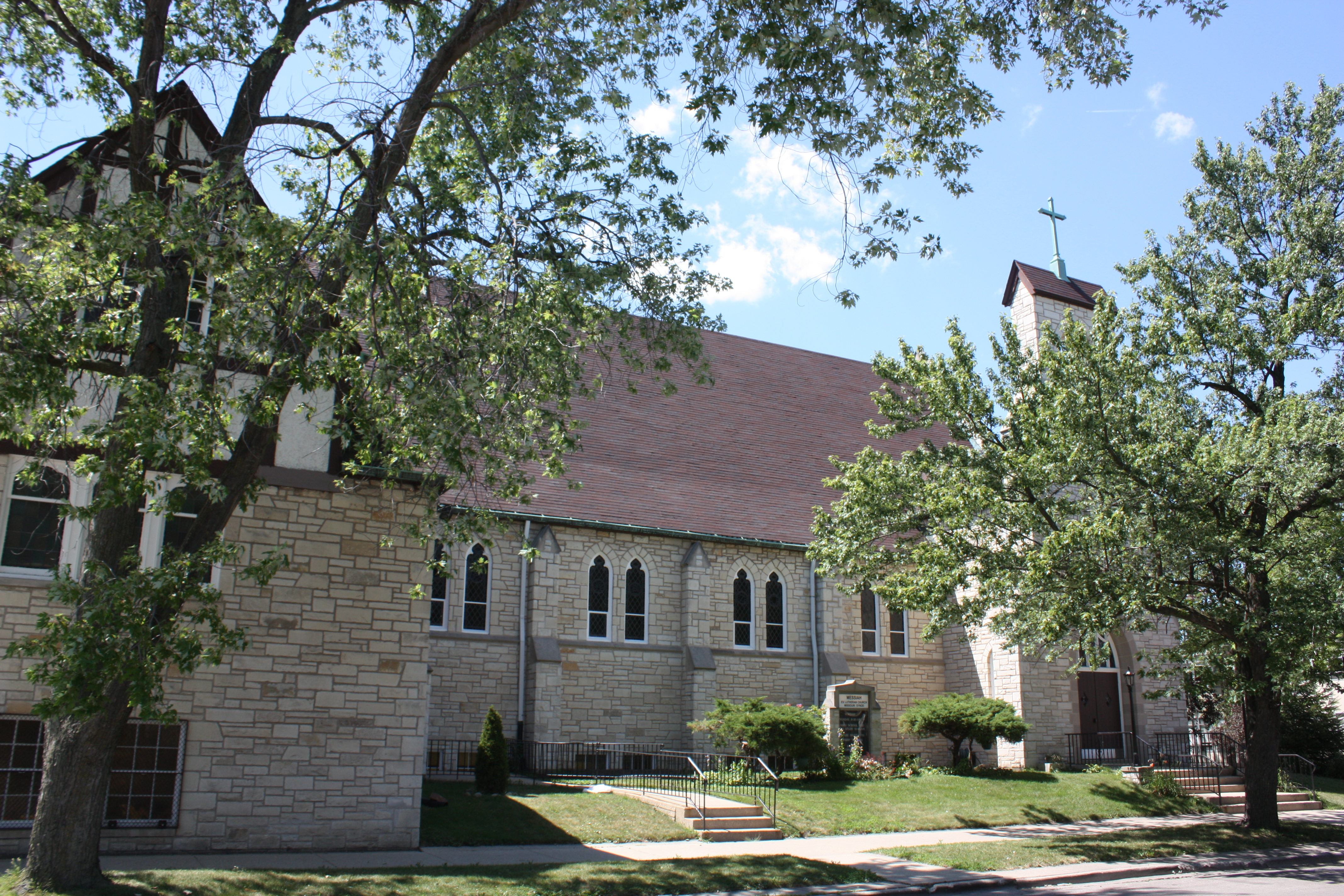Messiah Lutheran Church 2