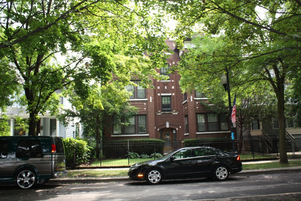 5931 W Midway – 6-flat from George Purssell