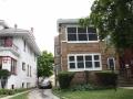 5821 W Midway Park – 2/3-flat by Ernest Braucher