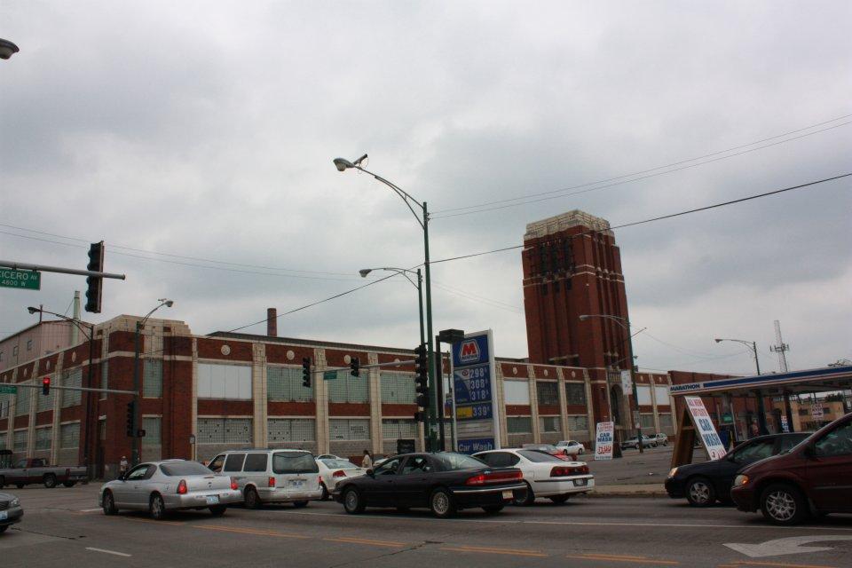 Leaf Gum Factory and Headquarters