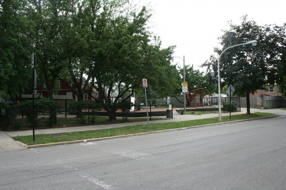 North Mayfair Park