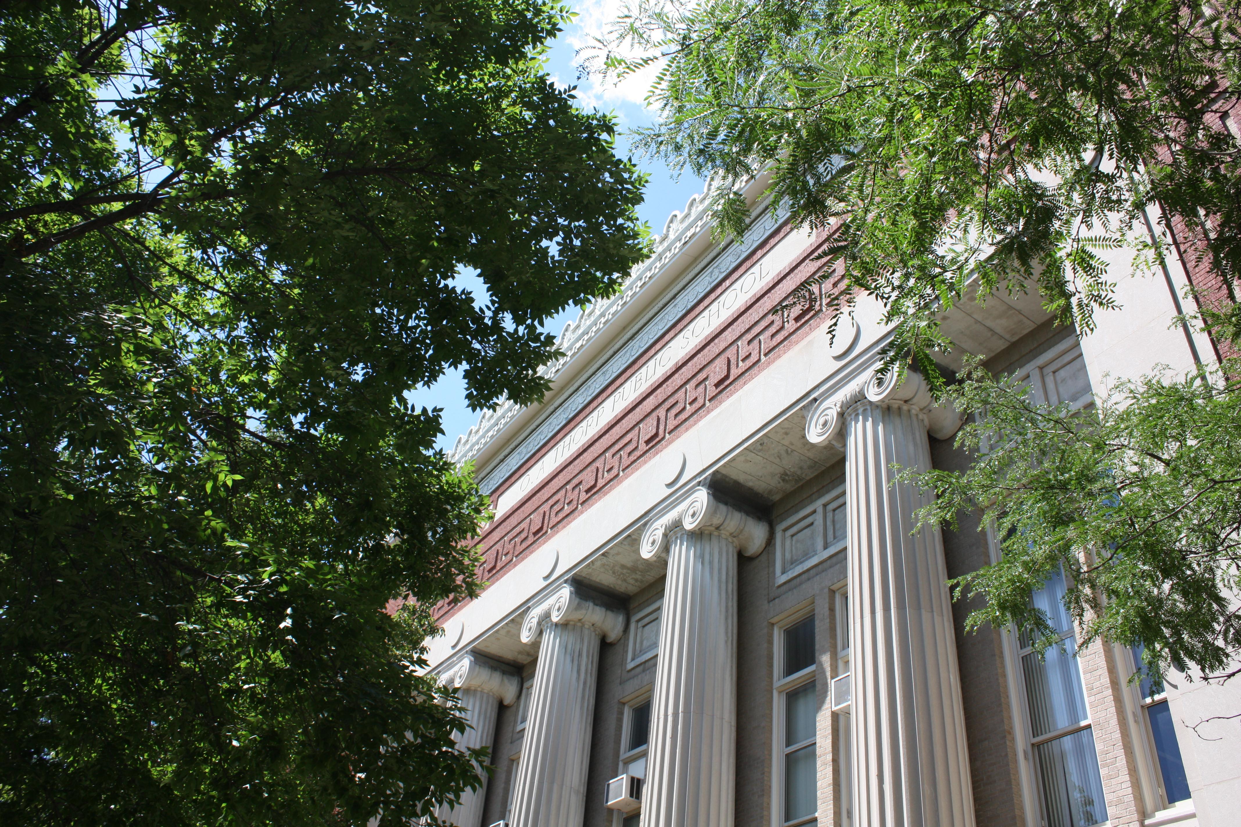 O. A Thorpe Scholastic Academy 3