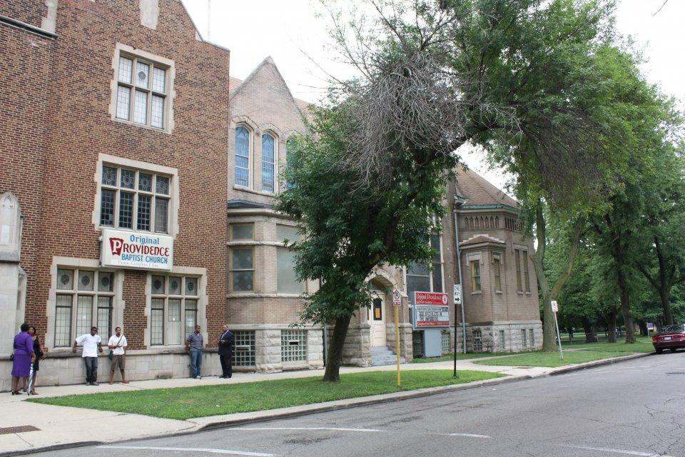 Original Providence Baptist Church