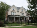 323 N Parkside – Classical style double-house circa 1890-1895